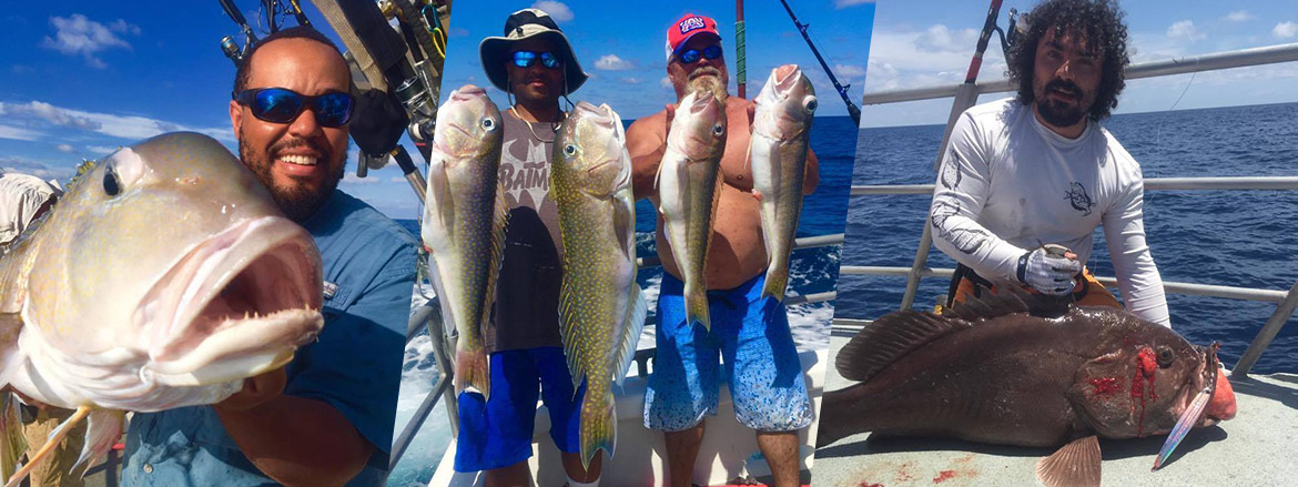 Offshore Sport Fishing WITH BLUE FIN CHARTERS